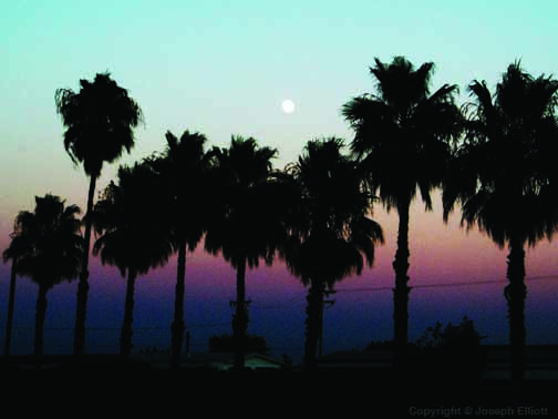 CaliforniaSunsetMoonRiseLG