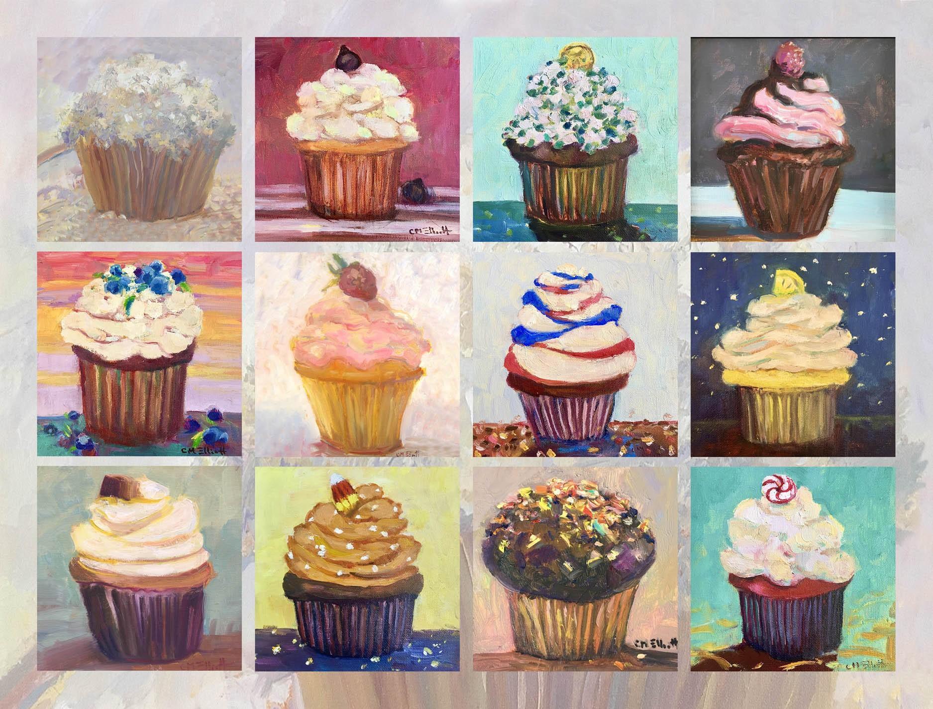 CatherineElliott-Cupcake Puzzle flyer