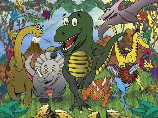 Dinosaurs-LG